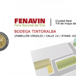 TINTORALBA – FENAVIN 2019, BE AMAZED WITH OUR GARNACHA TINTORERA