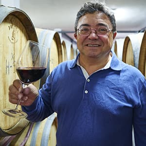 Pedro Sarrión Enólogo