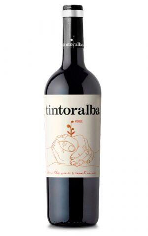 Tintoralba Roble 2019