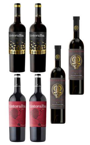 Pack seis Vinos Tintoralba