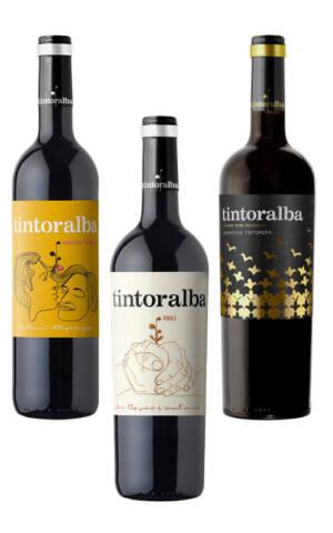 Pack tres botellas Garnacha Tintorera 100%